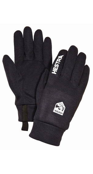 Hestra Runners Reflex Power Dry Glove Dark Grey (390)